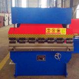 Fabricante hidráulico da máquina de dobra do metal de folha de China