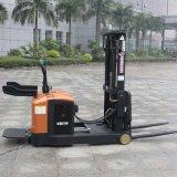Apilador eléctrico del alcance de China con el Ce del cargador de batería certificado/los importadores del apilador del alcance (CQD16)