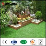 옥외 정원을%s 중국 도매 뗏장 합성 잔디