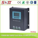 60A 12/24V 24/48V 전원 시스템을%s 태양 책임 관제사 LCD 디스플레이