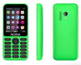El teléfono móvil Factptry pequeño SIM dual al por mayor se dobla teléfono móvil mayor barato espera de Noki 215# de la música del teléfono móvil del viejo hombre