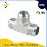 Garnitures hydrauliques des syndicats masculins de tube/pièces en t égales