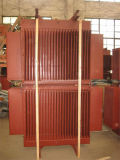 Rectangular ondulato Tanks di Distribution Transformer