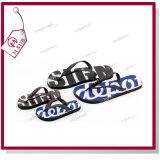 Logotipo personalizado de sublimación impresa Flip Flops