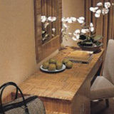 Insieme di camera da letto moderno della mobilia dell'hotel di stile elegante (EMT-A0668)