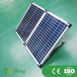 太陽電池パネルを折る太陽エネルギーのパネル40W18V