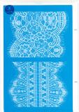 Het Kant van de wimper voor Kleding/Kledingstuk/Schoenen/Zak/Geval J025 (breedte: 4.5cm23cm)