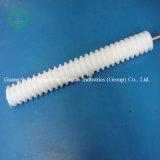 UHMWPE Schrauben-Rod-weiße Farben-Plastikschraube