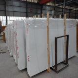 Сляб домашнего декоративного снежка Китая белый мраморный для стены и плитки настила