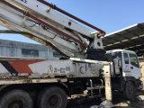 Isuzu usado Concrete Pump, 37meter Pump Truck para Sale