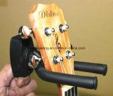 Gancho da cremalheira do suporte da guitarra do gancho da parede da guitarra