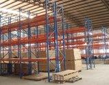 Nave Industrial de almacenamiento selectivo Pallet rack
