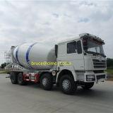Shacman F3000 8X4 시멘트 콘크리트 트럭