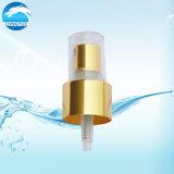 Fine Alumium Cream Pump with Cap