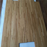 Laminado UV Nine Tiras Suave Natural Multilayer pisos de madera de roble