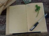 cahiers réutilisés par 48k, cahiers bon marché de promotion, cahiers en bloc faits sur commande