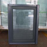 Qualitäts-weißes Farben-Puder beschichtetes Aluminiumprofil-inneres Neigung-u. Drehung-Fenster Kz253