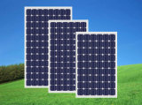Silicon monocristallin Material et 1640*992*40mm Size 250W Solar Panel