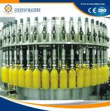 Botella de jugo de frutas de llenado de la máquina de embotellado