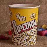 Tazón de fuente de papel disponible para el helado o la ensalada