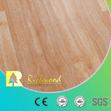 비닐 Plank 8.3mm E0 HDF AC3 Parquet Oak Waxed Edge Laminate Wooden Flooring