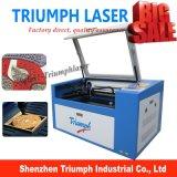 Mini triomphe de coupeur de laser de machine de découpage de laser de passe-temps petit mini