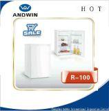 Réfrigérateur simple de porte de mini réfrigérateur de qualité
