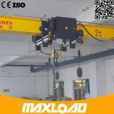 Gru elettrica europea della fune metallica di disegno di 12.5 tonnellate (MLER12.5-06)