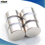 Motors/Turbines를 위한 자석 Materials Sintered NdFeB Round Magnets