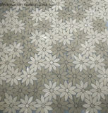 Diseño de la teja de la decoración especial de materiales Marblr Mosaico (FYSSL336)