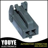 Ket Mg651201-4 PBTの封印されていない灰色2 Pin Tpa 2.3mm 090女性の自動ケーブルワイヤーコネクター