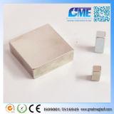 Super starker N35 N52 permanenter großer Block NdFeB Neodym-Magnet