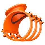 전기 두드리는 기계를 위한 Hottap 안장, 두드리는 안장