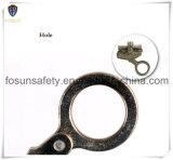 Encavateur en acier forgé de corde de sûreté de Matel avec à haute résistance