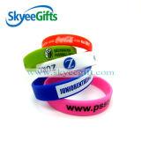 Wristband du silicone des hommes frais faits sur commande d'usine