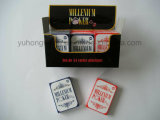 Tarjeta de juego promocional, conjunto de tarjeta que juega de papel del juego de mesa