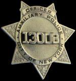 La policía de encargo del metal Badge con la galjanoplastia 3D