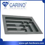 Plastiktischbesteck-Tellersegment, Plastikvakuumformularanlagekorb (W598)