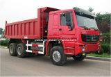 사용되는 나의 것을%s HOWO 6X6 광업 덤프 트럭