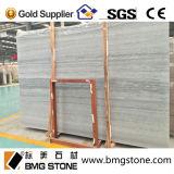 Tuile décorative intérieure de marbre en bois bleu des graines de la Chine