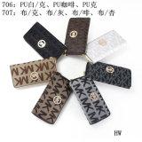 Повелительница Бумажник женщин PU оптовой муфты портмона створки способа кожаный