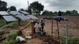 Bombas solares, sistema de bomba solar da água, bomba de água da C.C.