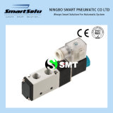 4V 2 Position 5 Port Single Control Aluminum Solenoid Valve