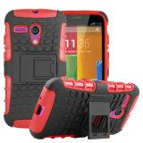 Caja multi del teléfono móvil del color para Moto G