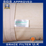 セメントのプラント集じん器のアクリルの布のフィルター・バッグ