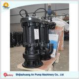 Versenkbare Stadt-im Stadtzentrum gelegene Abwasserbehandlung-Pumpen