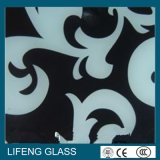 Furnitureのための塗られたGlass Silk Printing Glass