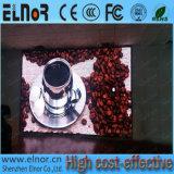 Farbenreicher LED Innenbildschirm des Schwachstrom-Verbrauchs-P4