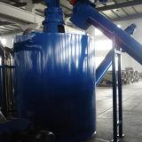 botella del animal doméstico 500kg/H que recicla la línea que se lava caliente