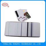 Carte en plastique de cadeau de l'impression VIP de carte